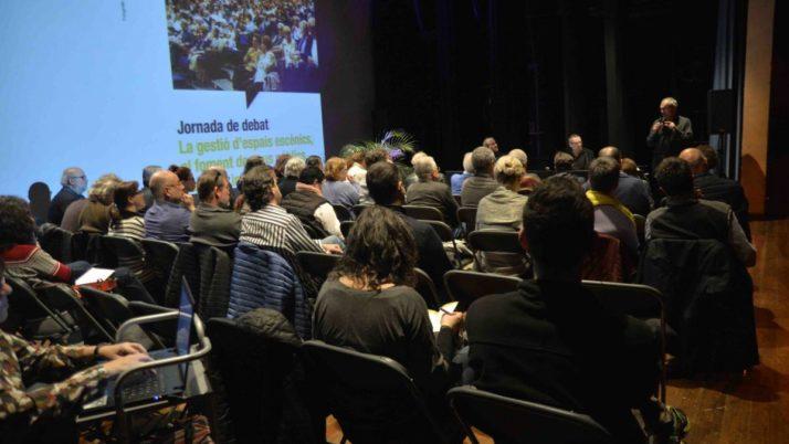 La XTAC es presenta en una jornada d'intercanvi d'experiències amb d'altres entitats
