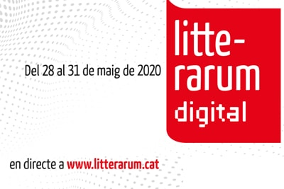 Últim dia per apuntar-se al festival Litterarum