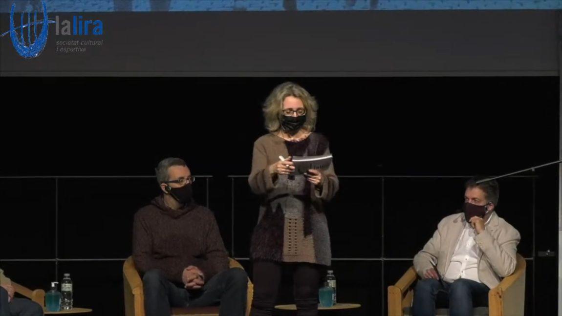 """Pep Morella: """"El principal actiu d'un ateneu com La Lira són les persones. Són la força per encarar el futur"""""""