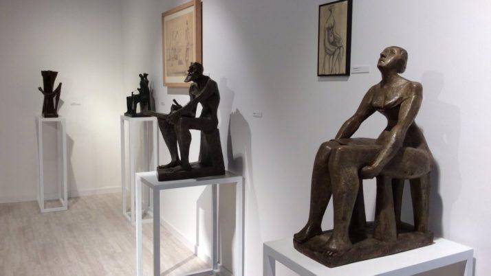 Exposició permanent: Subirachs. Retorn al Poblenou