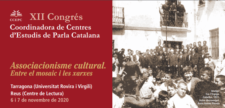La Coordinadora de Centres d'Estudis de Parla Catalana presenta el XII Congrés